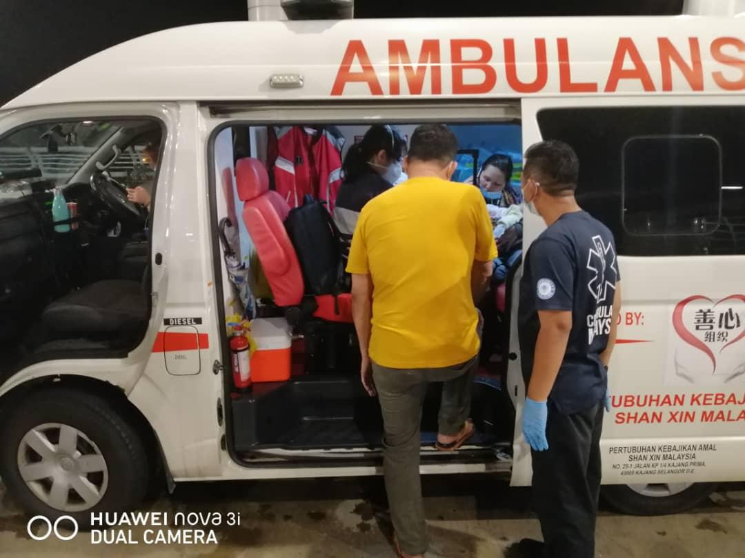 Uncle Kentang Selamatkan 3 Bayi Dari Sabah Ke Pulau Pinang