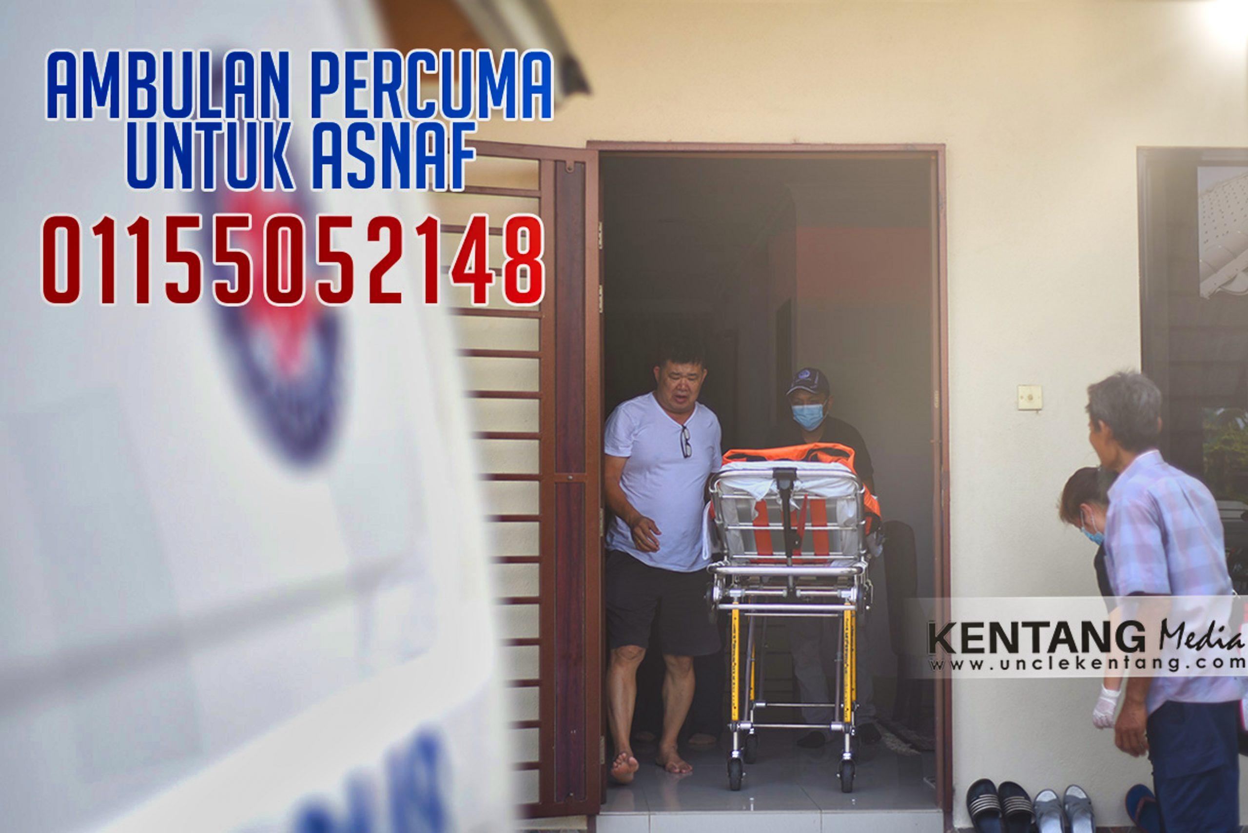 Telefon 01155052148 Sekiranya Anda Perlu Ambulan Percuma