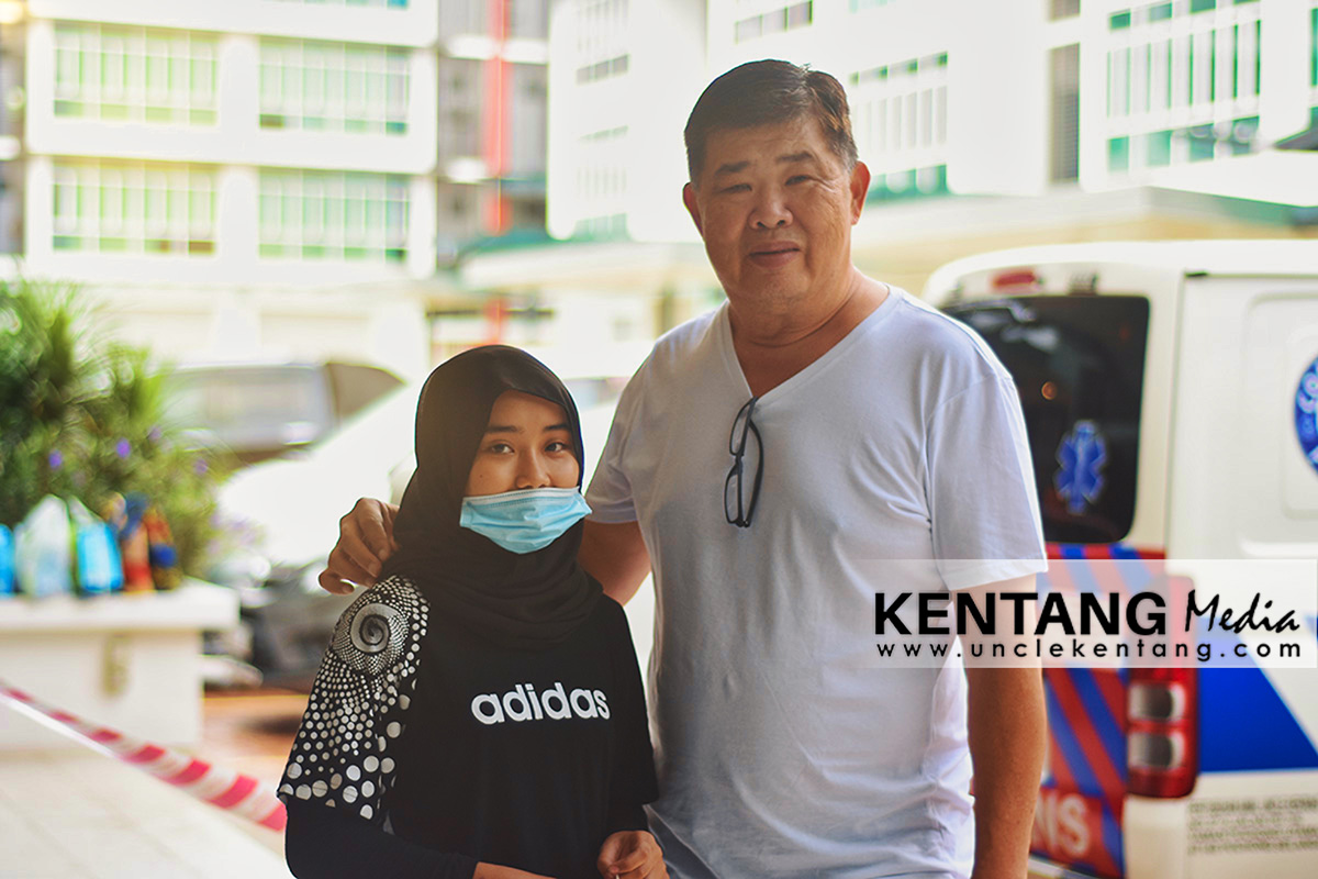 Ucapan Uncle Kentang Kepada Manja Sentuh Hati Netizen